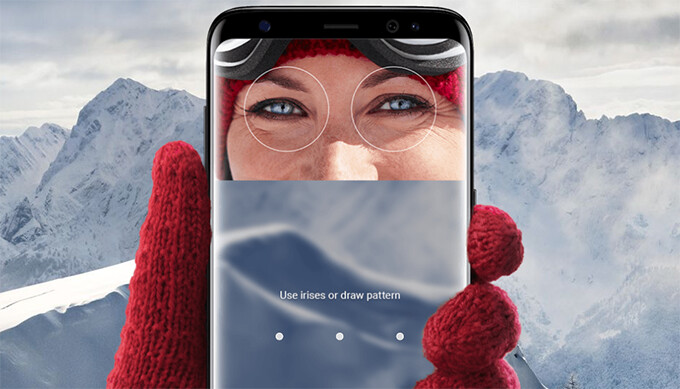 Samsung Galaxy S9, S9+ tipped to boast a 3MP iris scanner for improved iris recognition