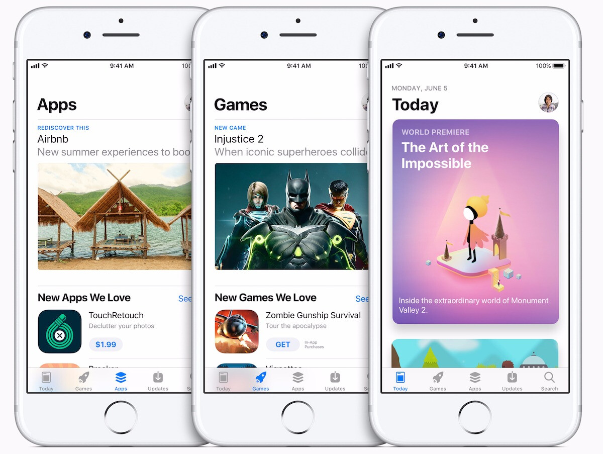 You can now pre-order apps from Apple's app store