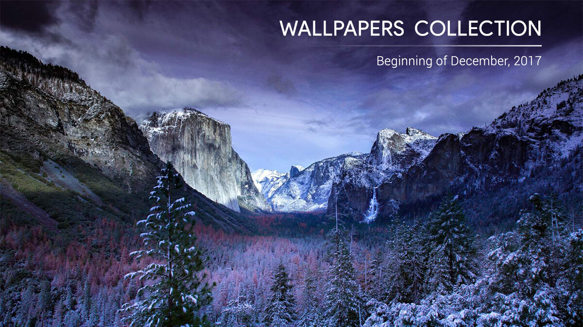 Beautiful Winter Wallpapers In Ultra High Resolutions Perfect For Any Smartphone Or Tablet