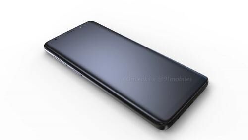 New Samsung Galaxy S9 renders