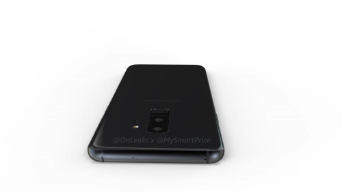 New Samsung Galaxy S9+ renders