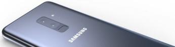 Leaked Samsung Galaxy S9+ renders reveal dual rear camera, 6.1-inch screen