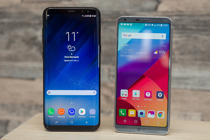 Report: Samsung and LG to announce new smartphones at CES 2018