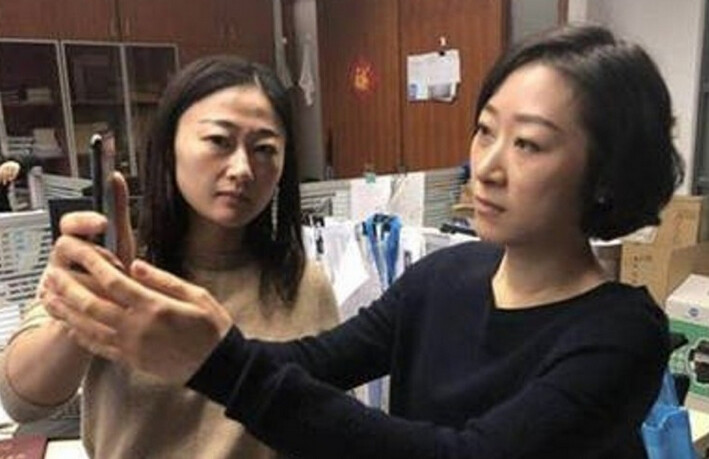 Apple iPhone X owner in China has had to return two units since both allowed a co-worker to unlock the phones - Apple iPhone X owner finds her co-worker able to unlock her original and replacement units