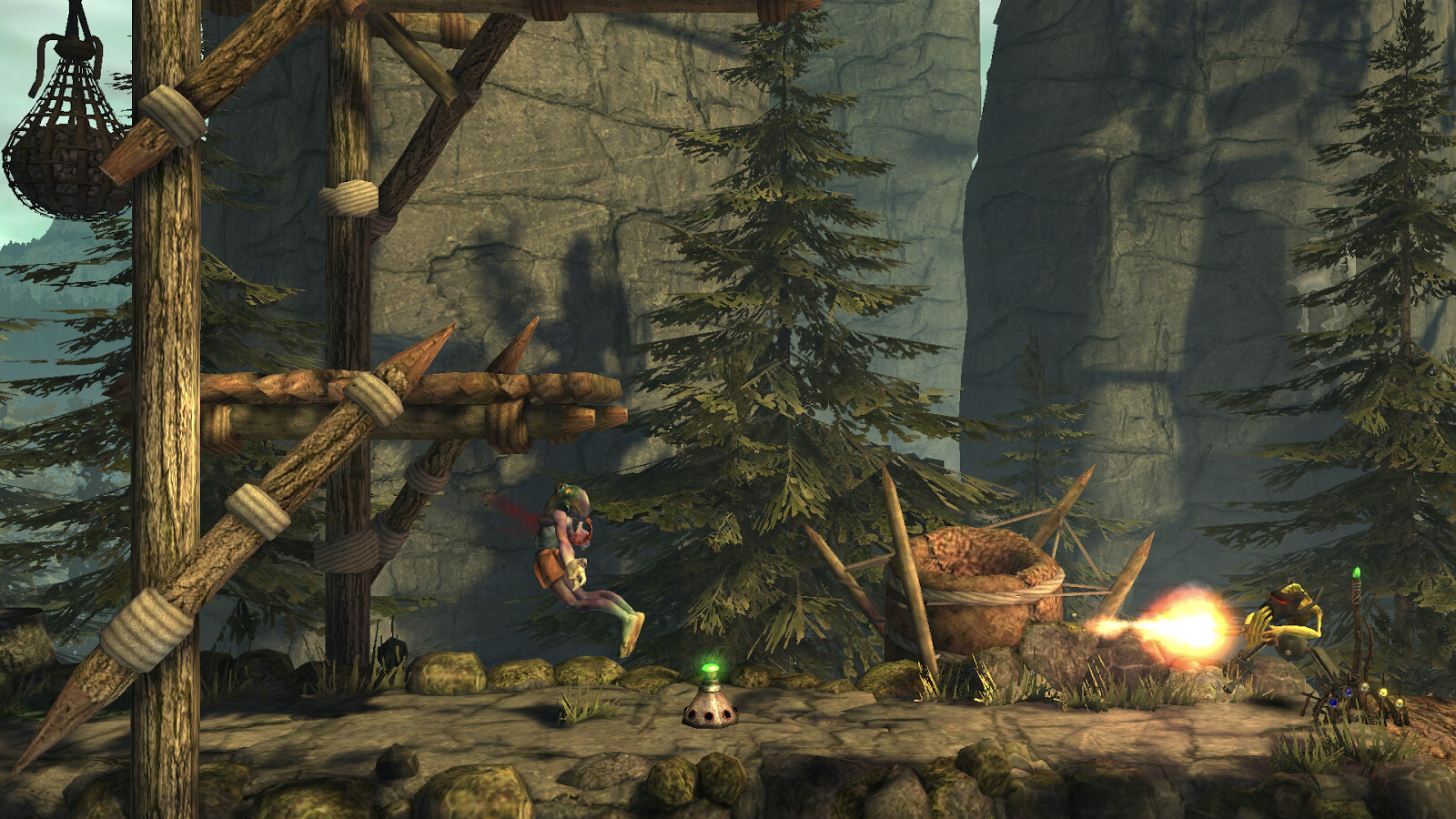 Oddworld New N Tasty Platformer Lands On Android And Ios