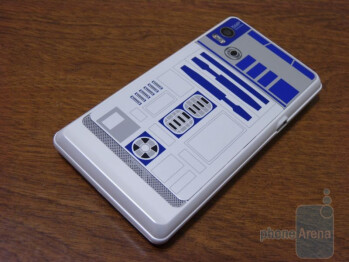 Motorola DROID R2D2 Special Edition