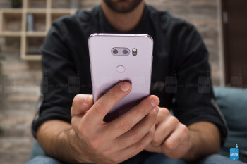 Rich with features, the LG V30 proved to be a hit with the critics.