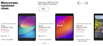 Deal: Save up to $200 on the best Android tablets at Verizon