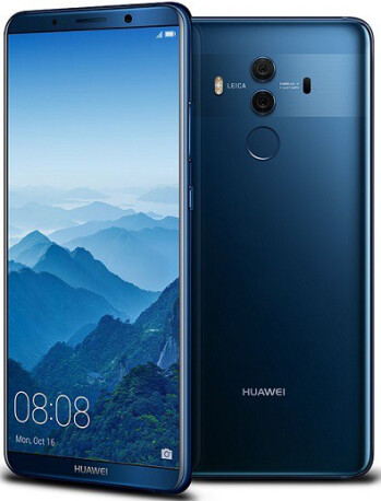 The Huawei Mate 10 Pro is coming to the U.S.
