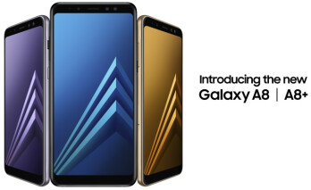 Samsung Galaxy A8 (2018) and A8+ land with Infinity Display and dual front camera