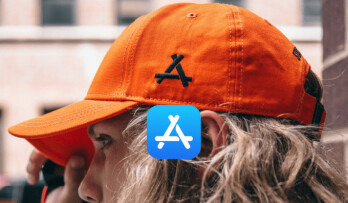 Apple's new App Store logo is one giant 'Kon&#039, and a Chinese company is suing