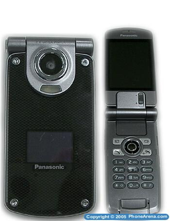 Pansonic VS7 GSM phone approved by the FCC