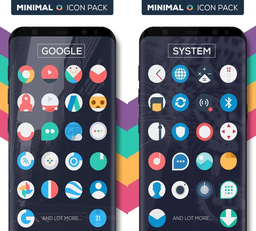 These paid Android icon packs are free for a limited time