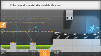 Bridge Constructor Portal review: a puzzler with great physics and witty humor