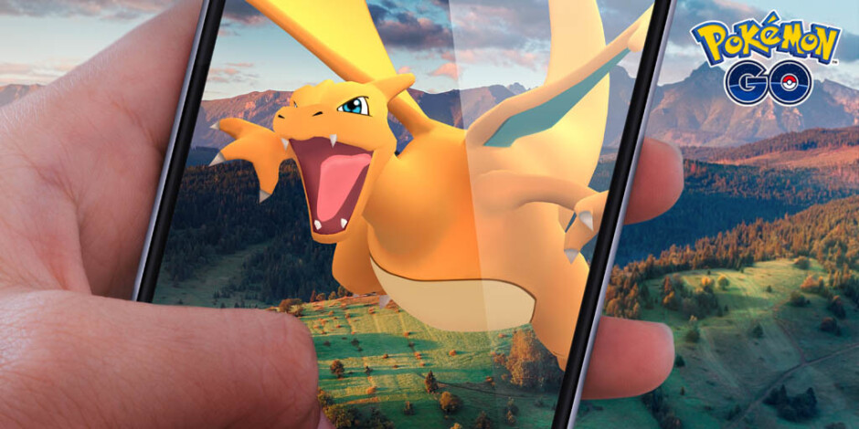 Pokemon GO update adds improved AR features on iOS devices