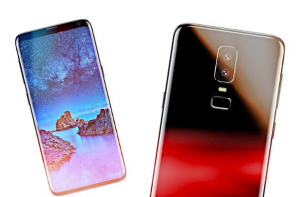 Samsung Galaxy S9 clone from China looks like what we expect