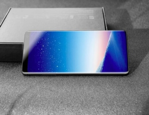 The Vkworld S9 is a clone of the Samsung Galaxy S9 built in China