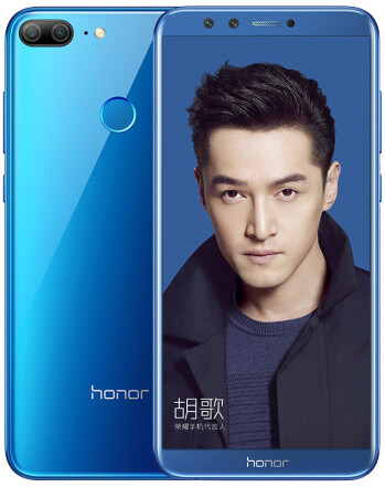 Honor 9 Lite mid-range phone goes official with 18:9 display and Android Oreo