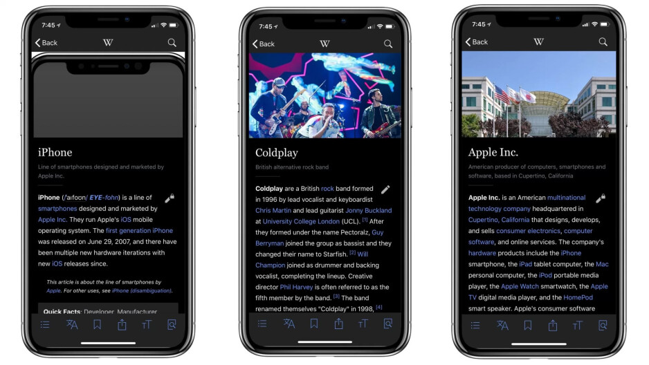 Devs are taking the initiative, and introducing dark app modes for the OLED iPhone X
