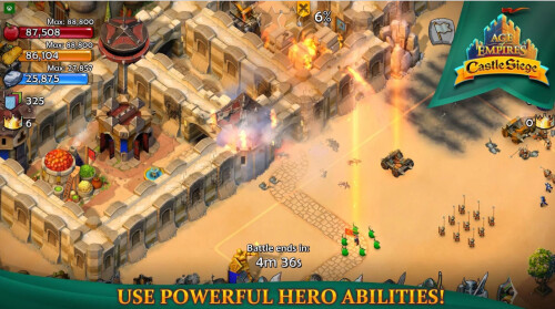 Age of Empires Castle Siege for Android