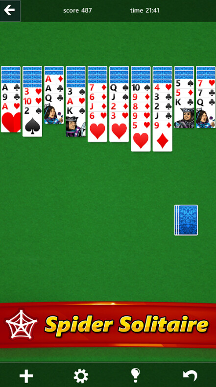 Microsoft Solitaire Collection for Android
