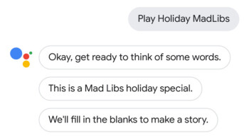"Wish your Google Assistant ""Merry Christmas,"" and check out the Easter eggs"