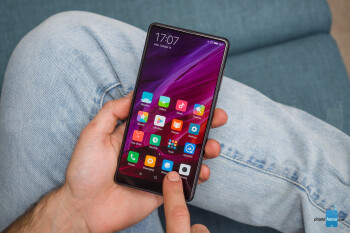 "Xiaomi to add iPhone X-like ""full display gestures"" to Mi MIX and Redmi 5 series phones"