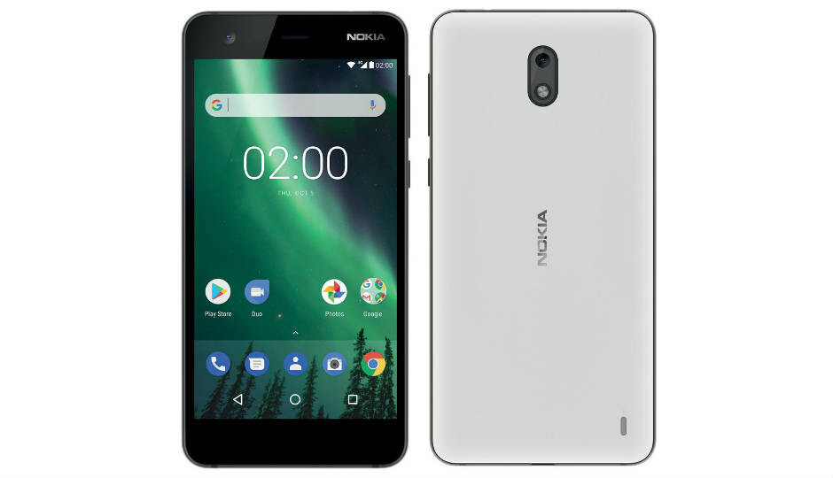 Nokia 2 to be updated directly to Android 8.1 Oreo