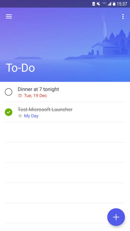 Microsoft To-Do is supposed to replace Wunderlist