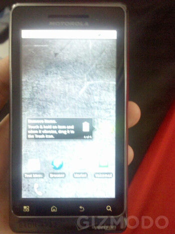 More pictures and news about the Motorola DROID 2