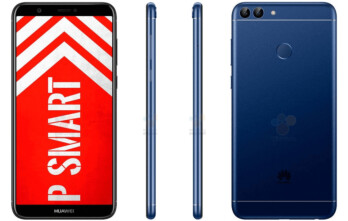 Huawei P Smart (aka Enjoy 7S) goes on sale in Europe in late January for €249