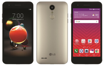Here are the first official pictures of the US-bound LG Tribute Dynasty