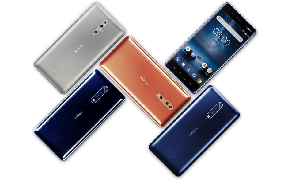 Camera app update reveals names of some unannounced Nokia smartphones