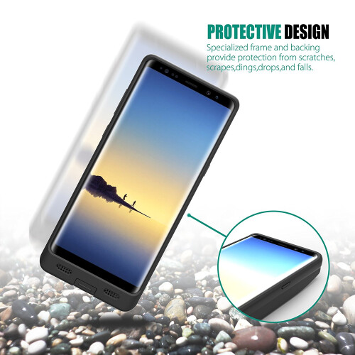 ZeroLemon Ultra Power Battery Case for Galaxy Note 8