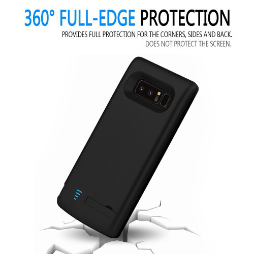 sports shoes 69330 ef049 Best battery cases for Samsung Galaxy Note 8 - PhoneArena