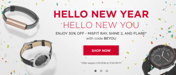 Deal: Misfit offers 30  discount on all smartwatches, including the Vapor (limited availability)