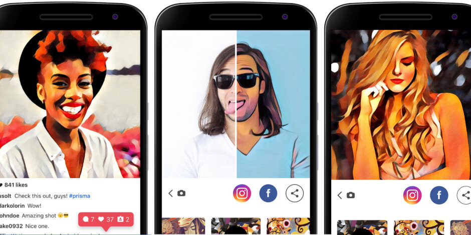 Prisma surpasses 50 million downloads in the Google Play Store, do you still use it?