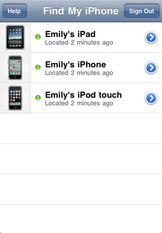 "'Find My iPhone"" app allows you to remotely wipe or locate your handset"