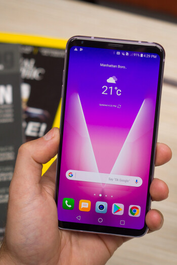 LG G7 rumor round-up: Specs, design, features, all we know so far