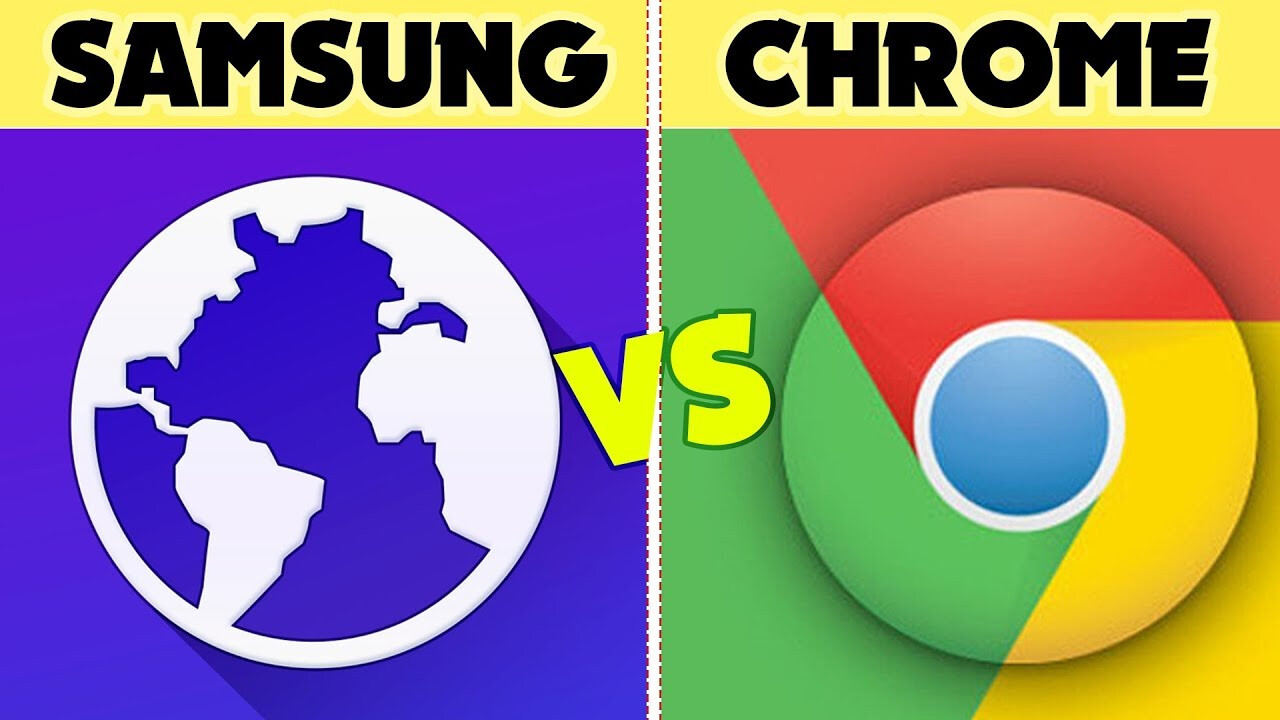 Samsung Users Do You Use Google Chrome Or The Stock Samsung Browser