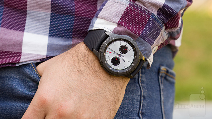 T-Mobile's Samsung Gear S3 is now getting the Tizen OS 3.0 update
