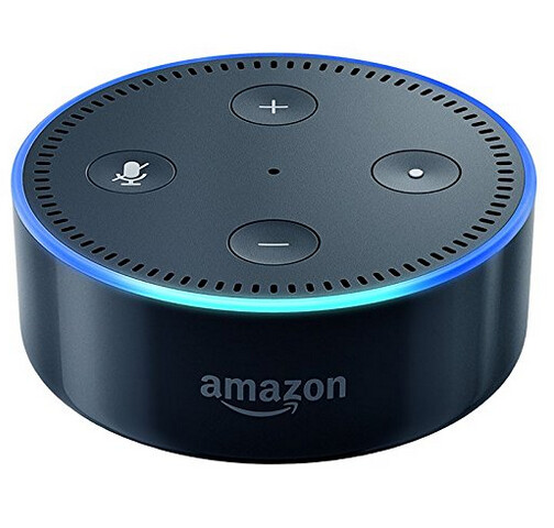 The Amazon Echo Dot - Analysts see uphill climb for Apple HomePod as Amazon and Google rule smart speaker market