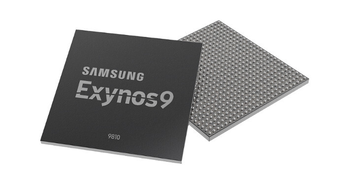 """The first true 9-series Exynos is here, and while it's still being built on a 10nm process, it promises increased performance and lower power draw""""&nbsp - Samsung officially unveils the Exynos 9810, touts AI features, advanced 3D """"hybrid"""" face recognition"""