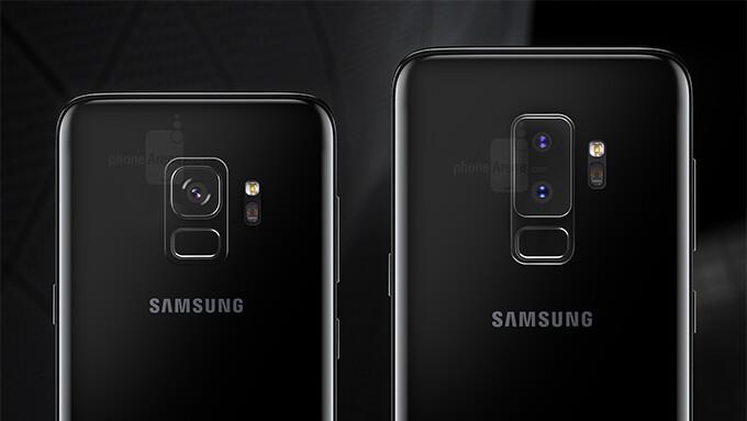 New Samsung trademark hints at Galaxy S9/S9+ camera improvements