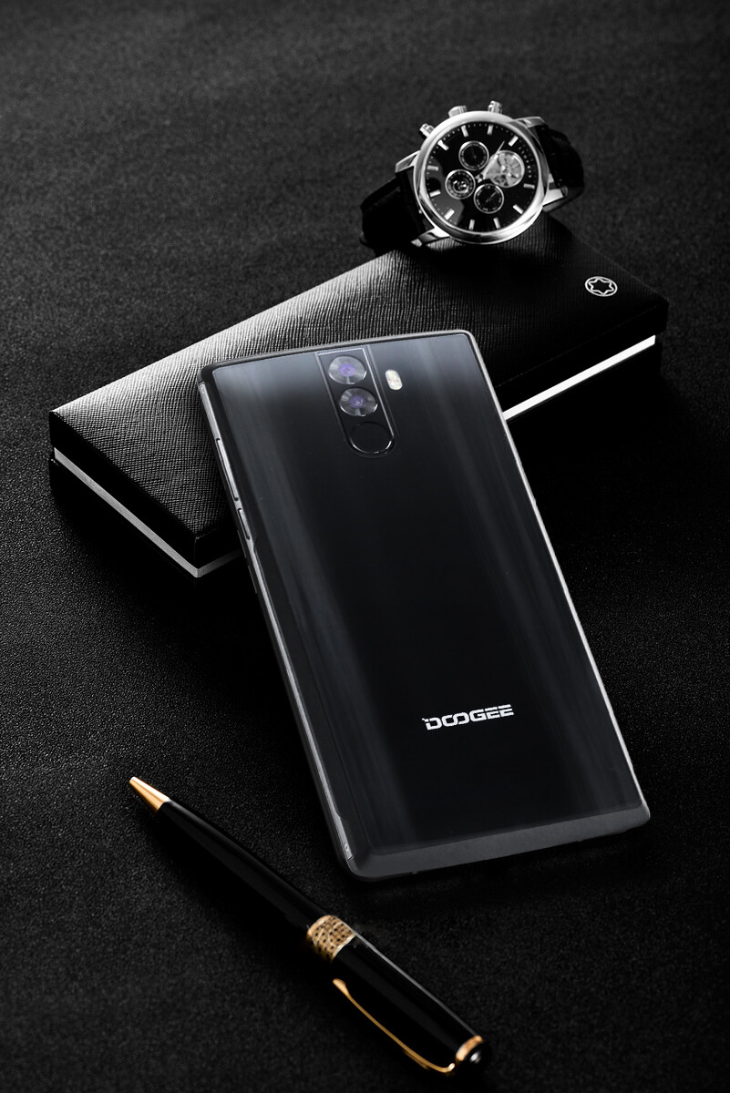 The Doogee BL12000 features the biggest battery you've seen on a smartphone