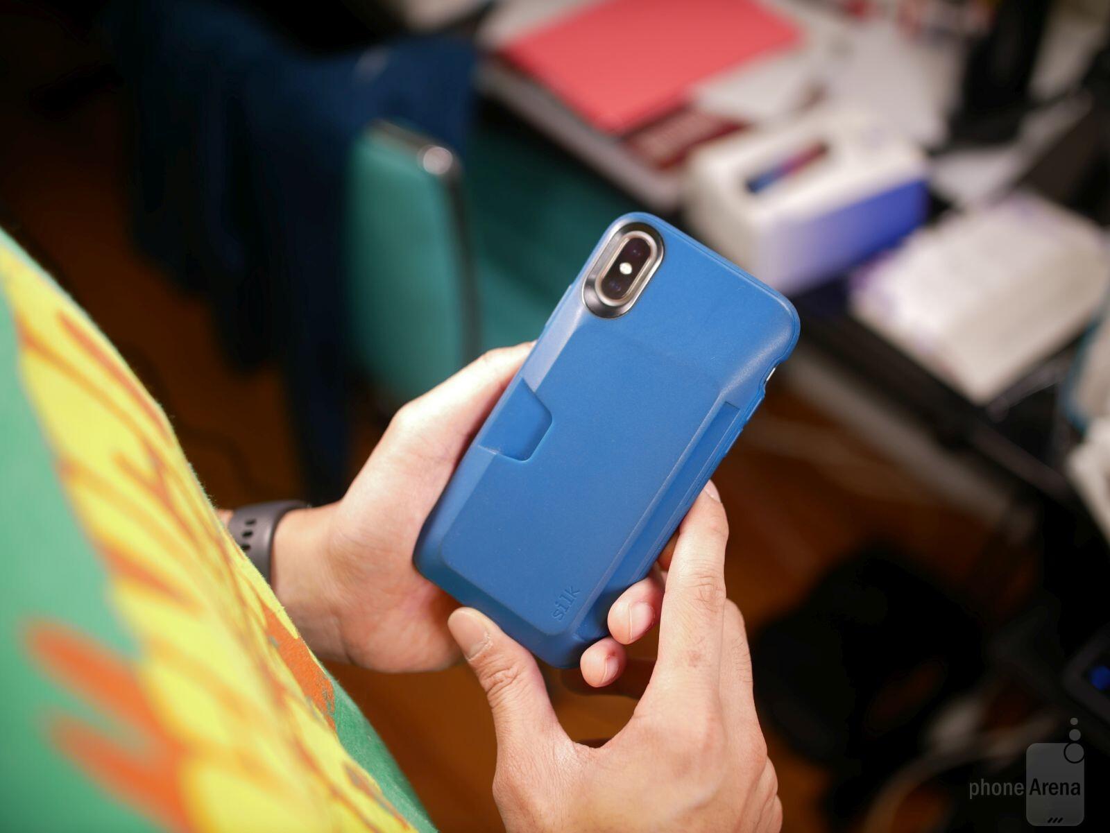 online retailer 05479 f9331 Silk case roundup for the Apple iPhone X - PhoneArena