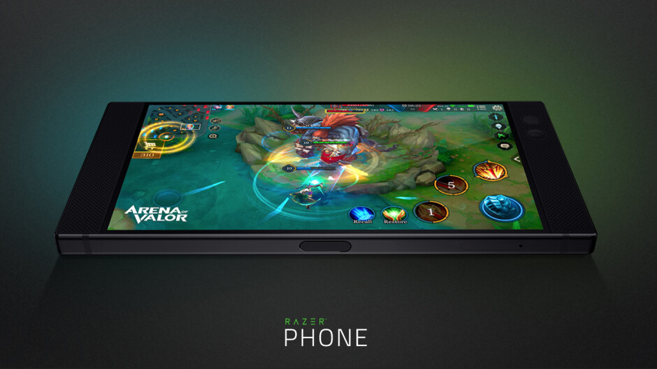 Here's all the games that support 120Hz on the Razer Phone