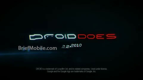 DROID X likes Easter Eggs?