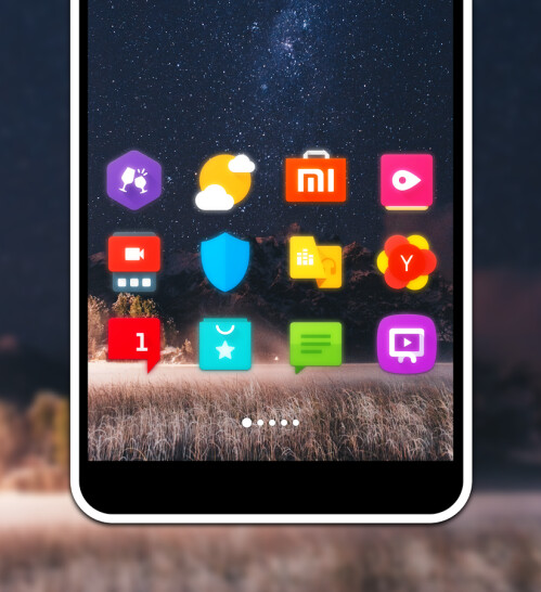 Moonlight icon pack