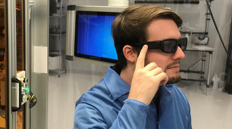 Vuzix will introduce AR smartglasses&nbsp - Alexa enabled AR smartglasses will be unveiled at CES this coming week